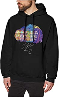 Adult Men's J-Cole KOD and A Hoodie.