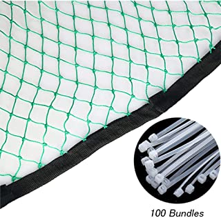 ASENVER Golf High Impact Golf Barrier Net Practice Hitting Net for Indoor or Outdoor Use