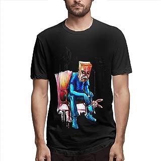 Soholulu New Men's Alex-pardee-Monster T-Shirt - DIY Stylish Short Sleeve Printed Tees Comfotable