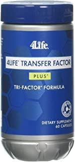 2 Pack - 4Life Transfer Factor Plus - 2 Pack