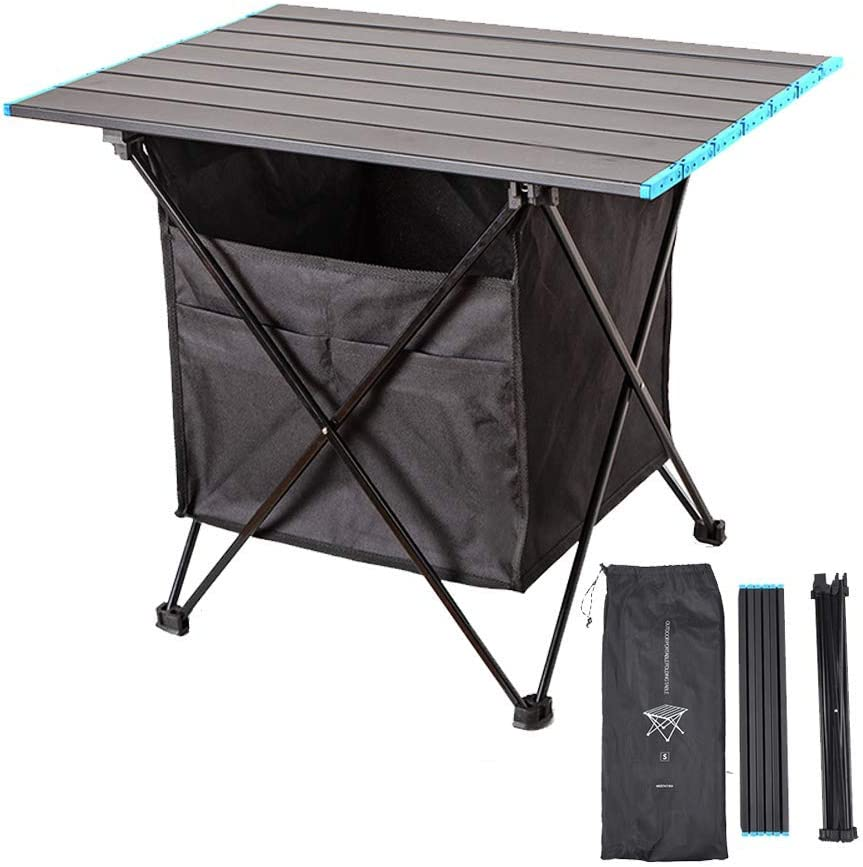 Lightweight Foldable Camping Table Stor Elegant Folding Beach Oakland Mall with
