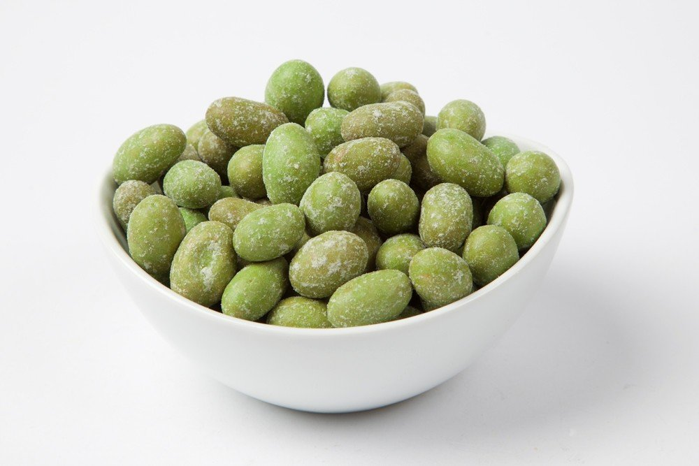 Wasabi New sales Peanuts Import 4 Bag Pound