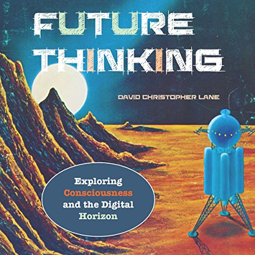 Future Thinking audiobook cover art