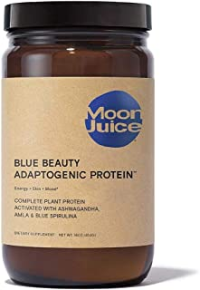 Moon Juice - Blue Beauty Vegan Keto Protein Powder for Energy, Stress and Skin