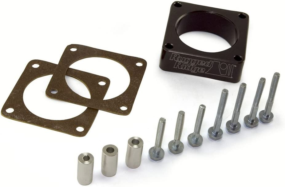 Rugged Ridge 17755.01 Throttle Body Spacer; Shipping included Wrangler 2021 autumn and winter new Jeep 91-06