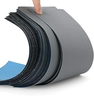2500 Grit Wet Dry Sandpaper Sanding Discs for Wood Furniture Finishing Polish