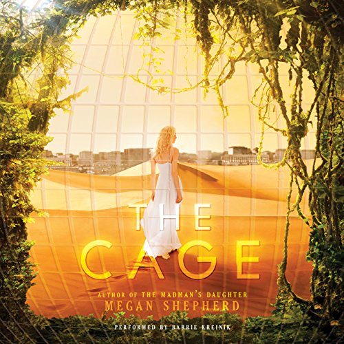 The Cage  By  cover art