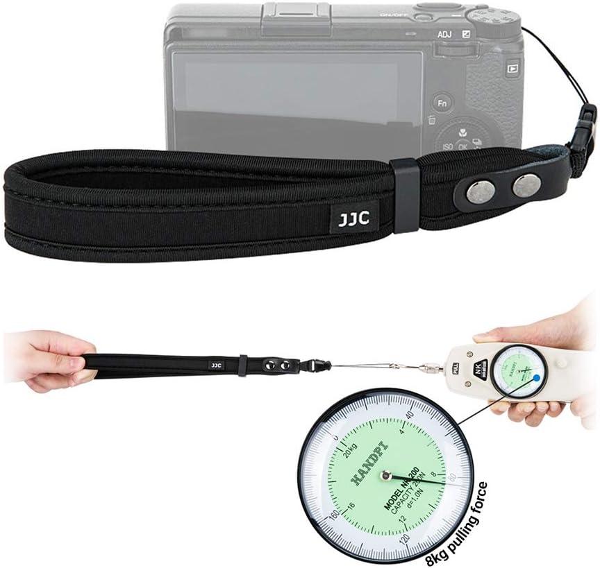 Camera Wrist Strap, Soft Hand Strap Compatible for Sony ZV-1 RX100 VII RX100 VI RX100 V RX100 IV RX100 III RX100 II RX100VA G7X Mark II G9 X Mark II Rioch GR IIIx GR III and More Mirrorless Camera