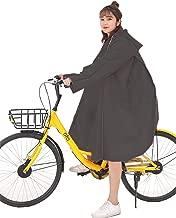 CARAMEL MILK レインポンチョ レインコート 合羽 自転車 バイク 軽量 男女兼用 リュック対応 通勤 通学 雨具