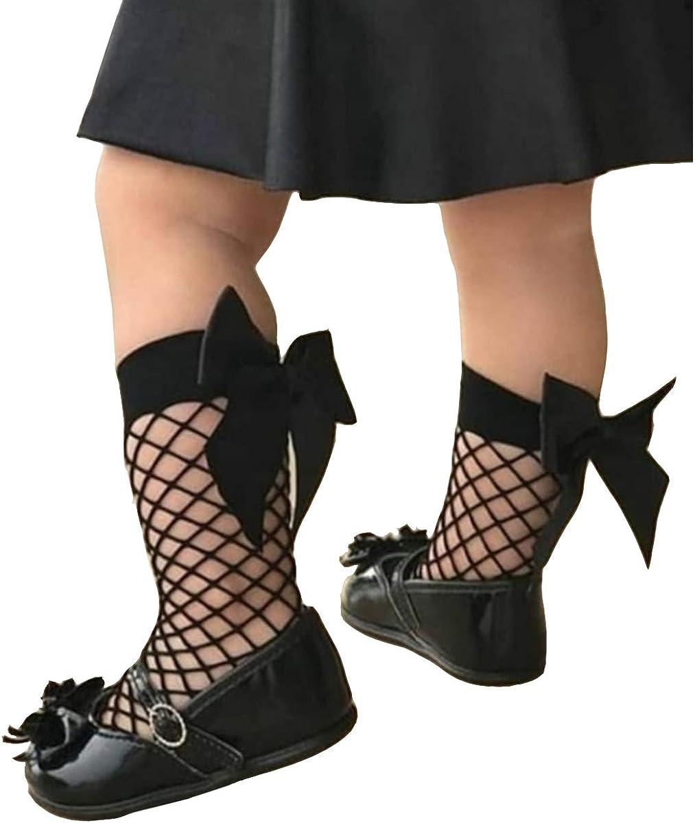 Toddler Kids Girls Fishnet Stockings Mesh Fancy Sock Glitter Tights Sparkle Legging Fashion Outfits