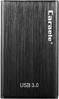 Blesiya USB3.0 2,5 '' Externe Harde Schijf SATA Mobiele Solid-state Harde Schijf Back-up HDD, 500 GB / 1 TB / 2 TB, Zwart...