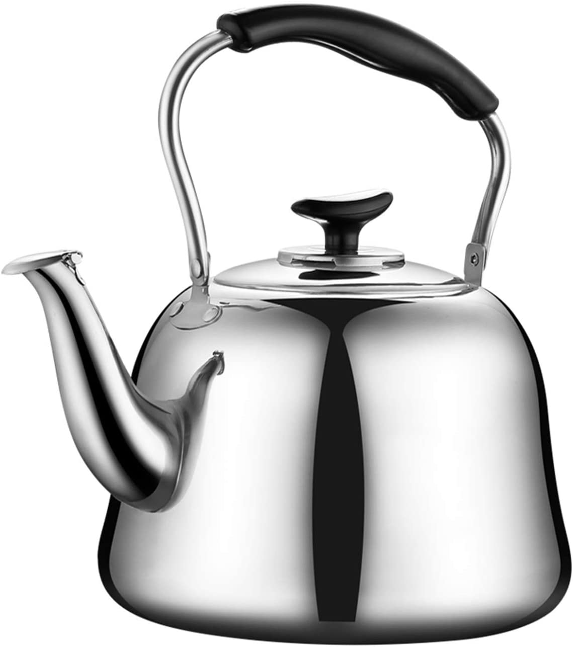 ZHM Stainless Steel Tea Kettle for 304 Stai Grade Stove top Food Super beauty product restock SEAL limited product quality
