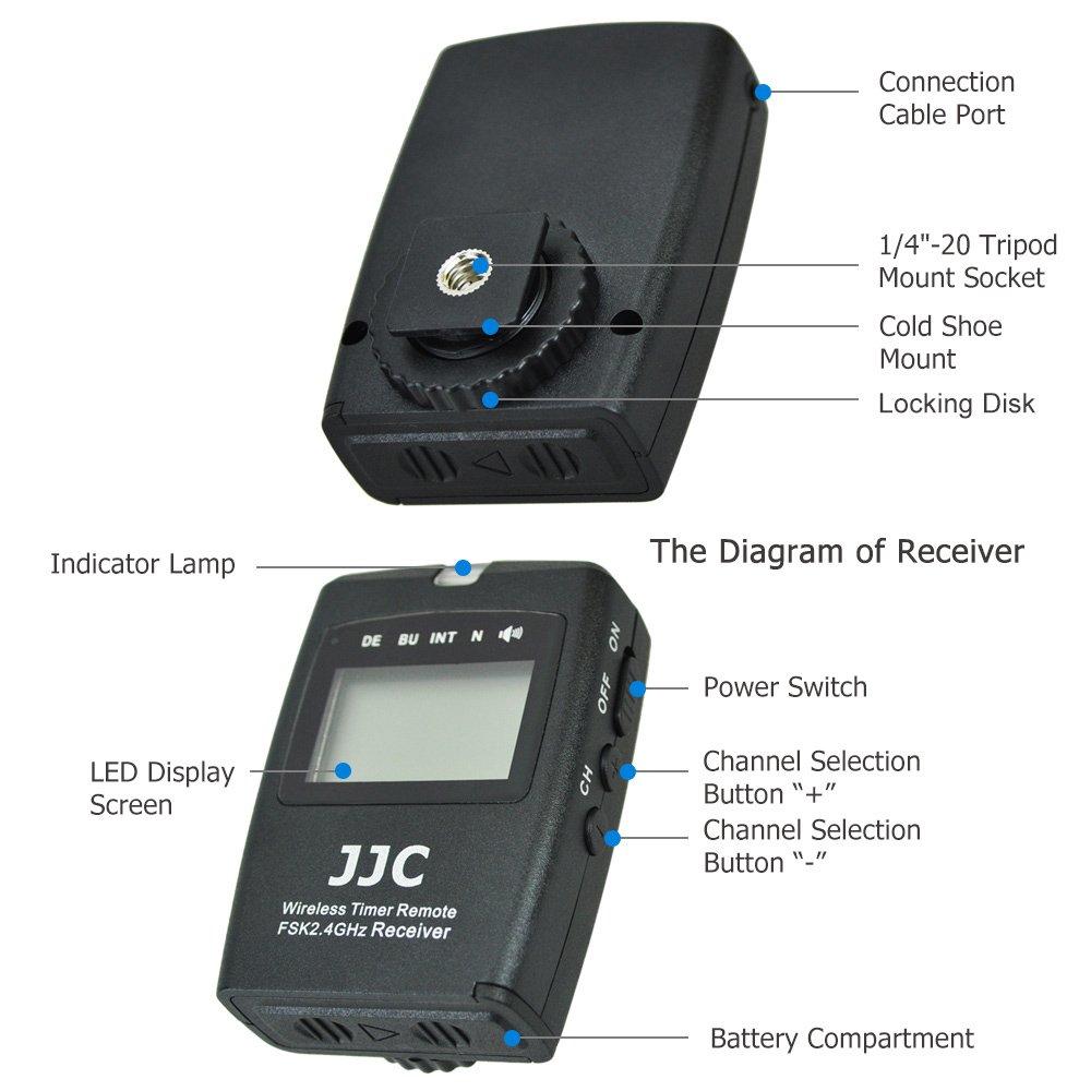 DSTE/® Remoto Vertical Bater/ía Apret/ón Titular Compatible con Canon EOS 5D Mark IV 4 DSLR C/ámara Fotogr/áfica como BG-E20 con 2-Pack LP-E6