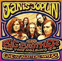 Live at Winterland 68 by JANIS JOPLIN
