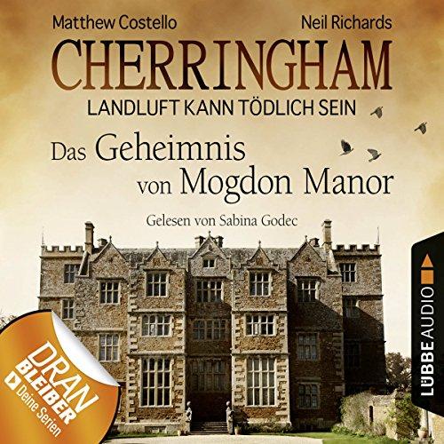 Das Geheimnis von Mogdon Manor cover art