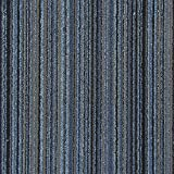 All American Carpet Tiles Victory 23.5 x 23.5 Easy to Install Do It Yourself Peel and Stick Carpet Tile Squares – 9 Tiles Per Carton – 34.52 Square Feet Per Carton (Stormy)