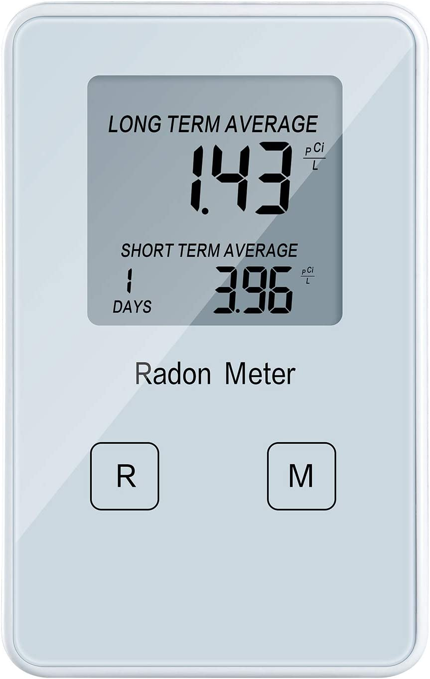 Home Radon Detector service Portable Meter Term and Long M Short Louisville-Jefferson County Mall