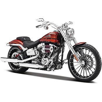2014 Harley Davidson CVO Breakout Motorcycle Model 1/12 by Maisto 32327