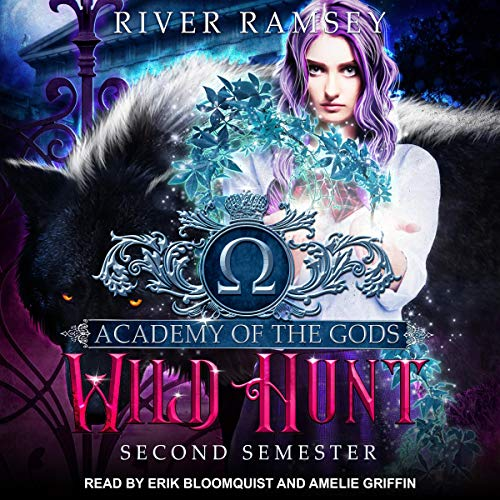 Academy of the Gods Series 2, Wild Hunt cover art