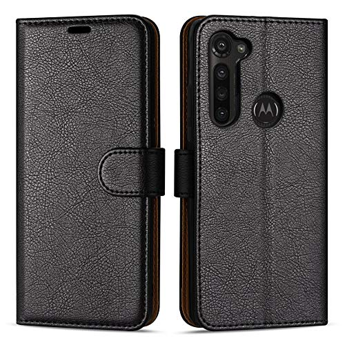 Case Collection Custodia per Motorola Moto G PRO Cover (6,4') a Libretto in Pelle di qualità Superiore con Slot per Carte di Credito per Motorola Moto G PRO Custodia