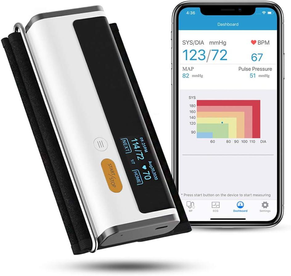 Wellue Armfit Plus Blood Pressure Monitor + EKG $54.95 Coupon