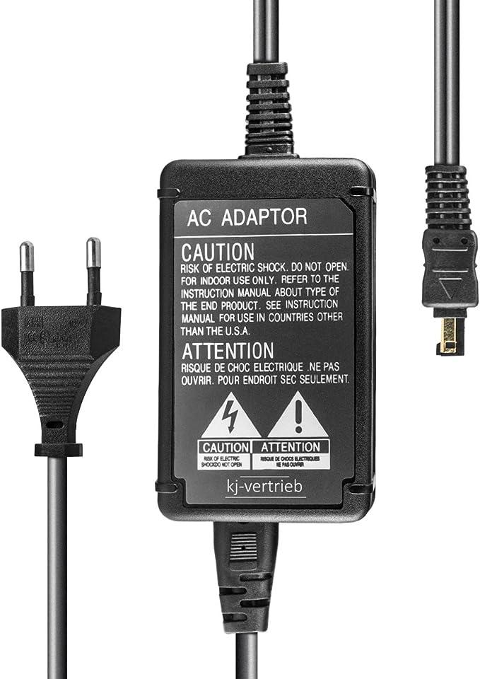 Kj Vertrieb Netzteil Für Sony Ac L20 Ac L20a Ac L20b Elektronik