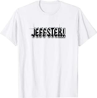 Chuck Jeffster T Shirt T-Shirt