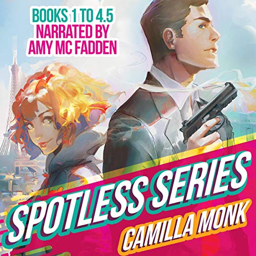 Spotless Series Boxed Set audiobook cover art