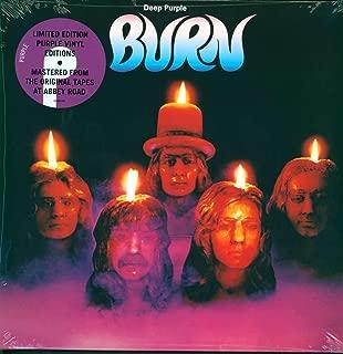 Burn - 2nd - EMI text