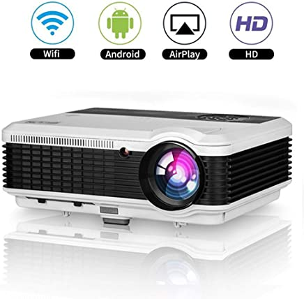 Amazon.com: Digital Wifi Video Projector 3600 Lumens HDMI ...