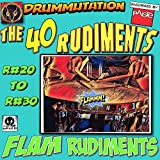 R#22/R#29 Flam Tap/Inverted Flam Tap 30 to 60 Bpm