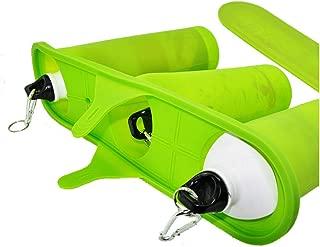 H-E 750ML Sport Bottle 3D Sublimation Silicone Mug Clamp, Silicone Mug Mold Mug Wrap for 750ML Sport Bottle