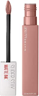 Maybelline SuperStay Matte Ink Un-nude Liquid Lipstick, Poet, 0.17 Fl Oz, Pack of 1
