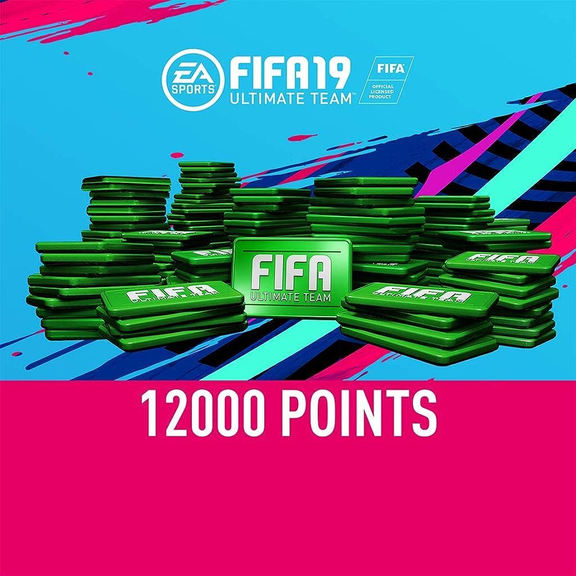 FIFA 19: 12000 FIFA Points - PS4 [Digital Code]