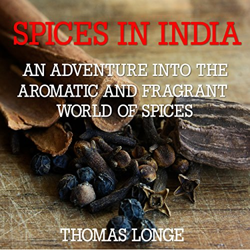 Spices in India audiobook cover art