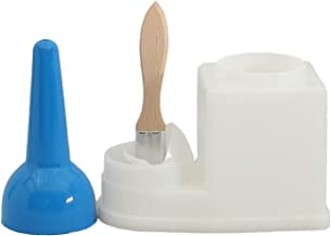 TS-Boy Premium Glue Pot and Glue Saver Container (with Brush) - Made in Germany - Size: Small 0.45L (15.2oz)