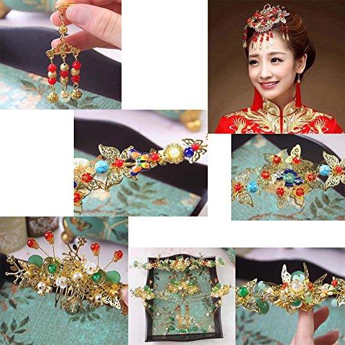 Chinese wedding headdress _image0