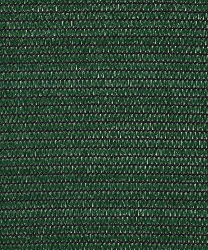 Réseau Serviette Ombre l'ombre MT. 1,5 x 15 Pare-soleil Vert Frangi soleil 90% LONODIS