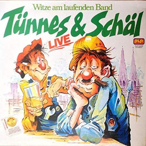 Tünnes & Schäl - Live - Witze am laufenden Band - PLP - PLP 5529