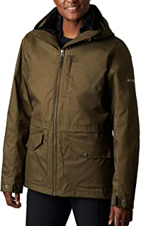 Women's Mount Erie Interchange Winter Jacket, Waterproof & Breathable