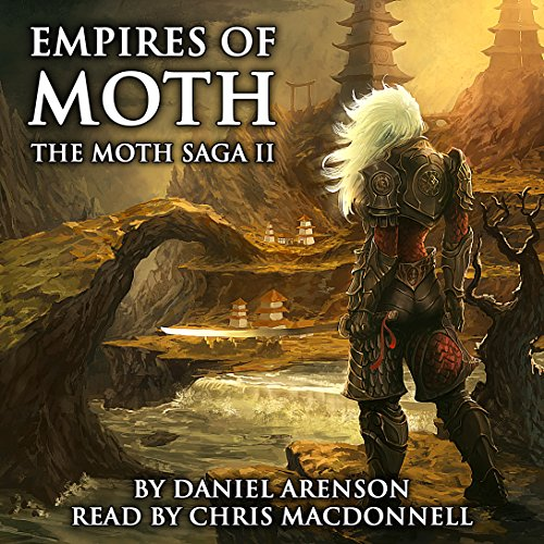 Empires of Moth audiobook cover art