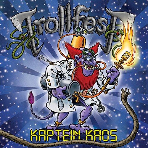 Kaptein Kaos (Limited Edition inkl. Bonus-DVD)