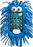 FoneFace CRASH The ONLY Universal Cover - Skin - Retail Packaging - Blue