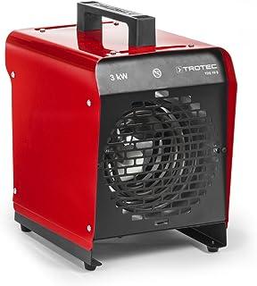 TROTEC - Calefactor eléctrico TDS 19 E (Max. 3 kW)