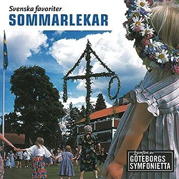 Svenska favoriter - Sommarlekar