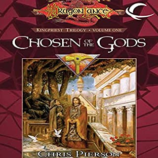 Chosen of the Gods cover art