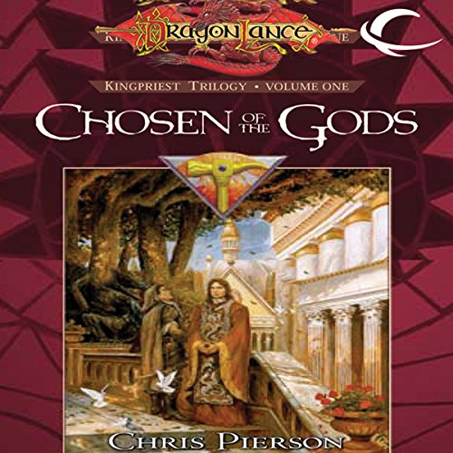 Chosen of the Gods audiobook cover art