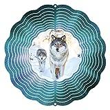 Next Innovations Alpha Wolf 10' Wind Spinner