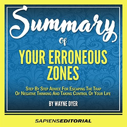 Summary of Your Erroneous Zones audiobook cover art