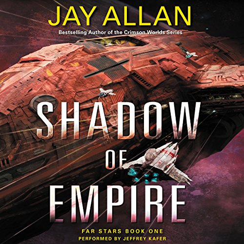 Couverture de Shadow of Empire